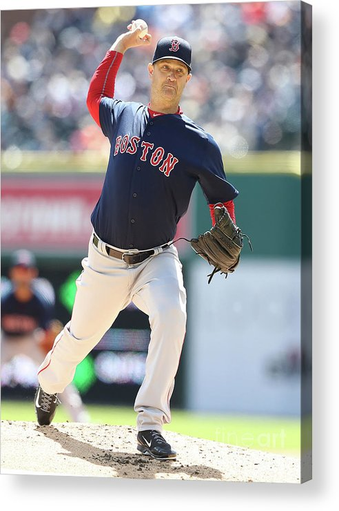 People Acrylic Print featuring the photograph Steven Wright by Leon Halip