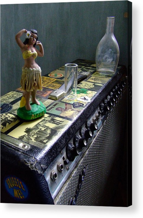 Fender Twin Acrylic Print featuring the photograph Afternoon Delight by Everett Bowers