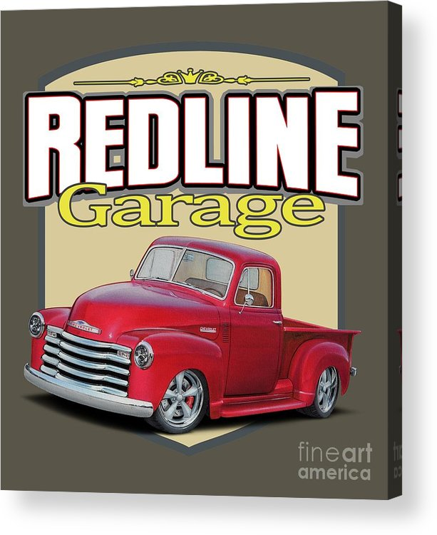 1969 Datsun Pickup #2  Vintage Car Poster Print Wall Art Sign Auto Garage