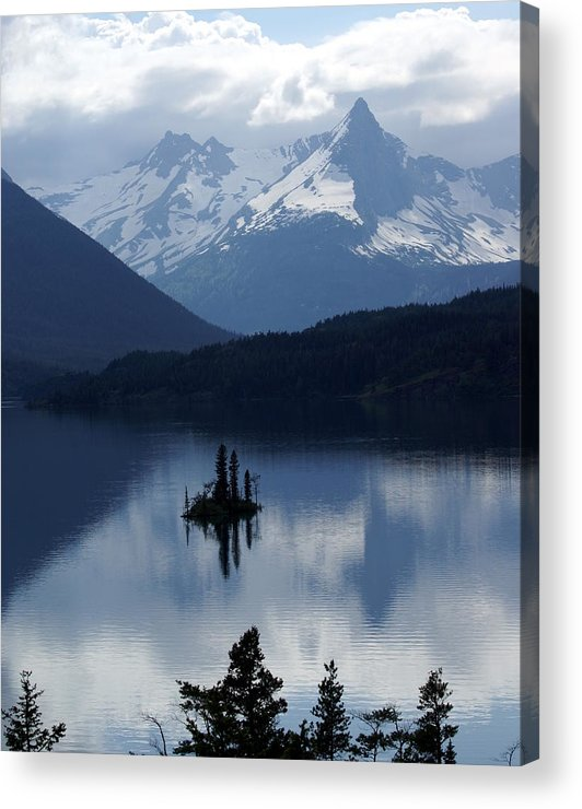 Wild Goose Island Acrylic Print featuring the photograph Wild Goose Island by Marty Koch