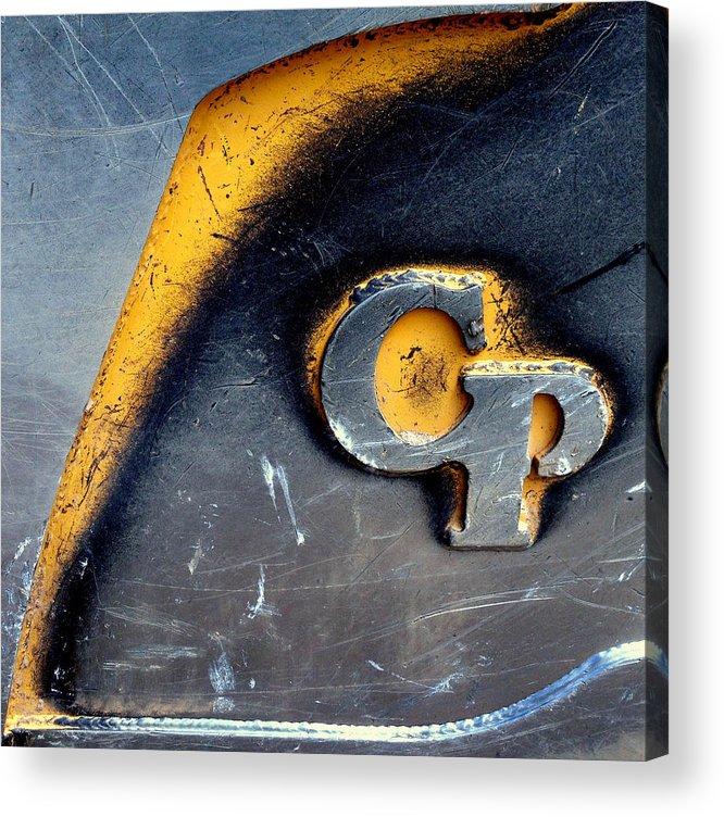 Marlene Burns Acrylic Print featuring the photograph Pc 86 by Marlene Burns