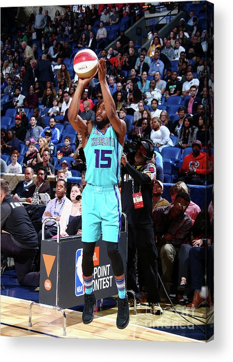Event Acrylic Print featuring the photograph Kemba Walker by Nathaniel S. Butler