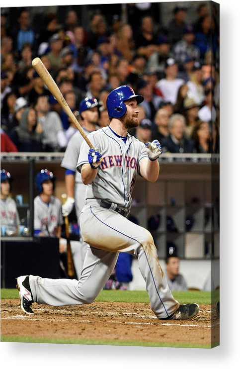 People Acrylic Print featuring the photograph Daniel Murphy by Denis Poroy