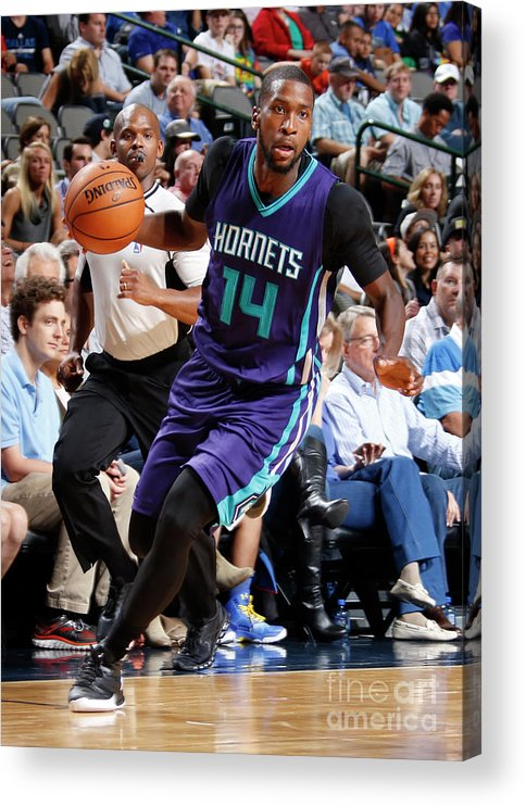 Sport Acrylic Print featuring the photograph Michael Kidd-gilchrist by Danny Bollinger