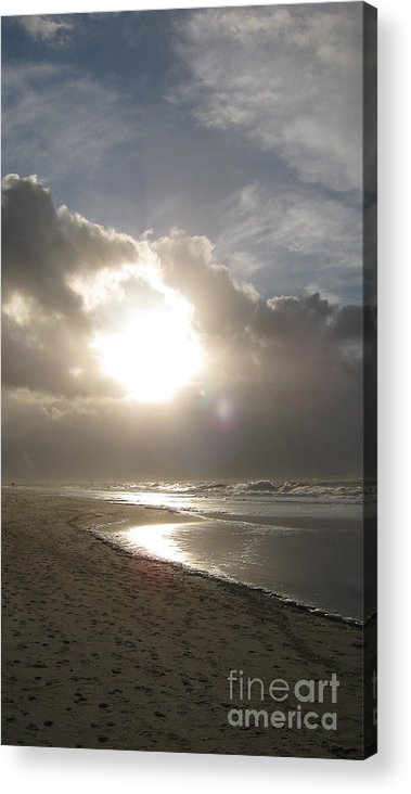Opening Acrylic Print featuring the photograph Opening 2 by Heidi Sieber