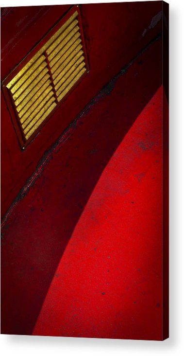 Skiphunt Acrylic Print featuring the photograph Foxy by Skip Hunt