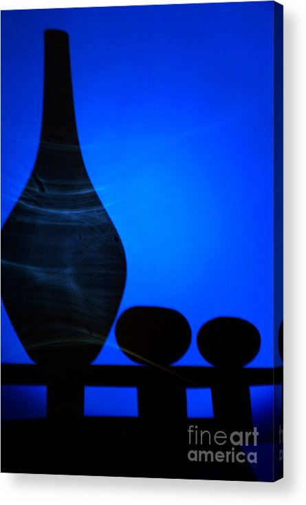 Shadow Acrylic Print featuring the photograph Still-life With A Shadow by Vadim Grabbe