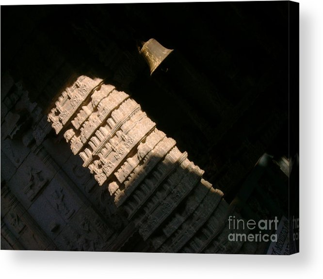 Acrylic Print featuring the photograph Abstract by Varija Hegde
