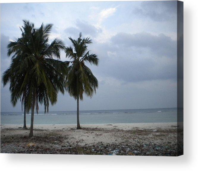 Dhruv Acrylic Print featuring the photograph Agatti Island by Dhruv Avdhesh