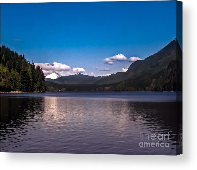 Seacapes Acrylic Print featuring the photograph Beautiful Bc by Robert Bales