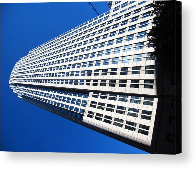 Charlotte Acrylic Print featuring the photograph Charlotte Nc - 12125 by DC Photographer