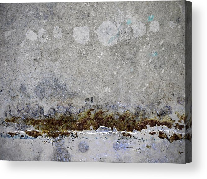 East Meets West Acrylic Print featuring the photograph East Meets West by Carol Leigh