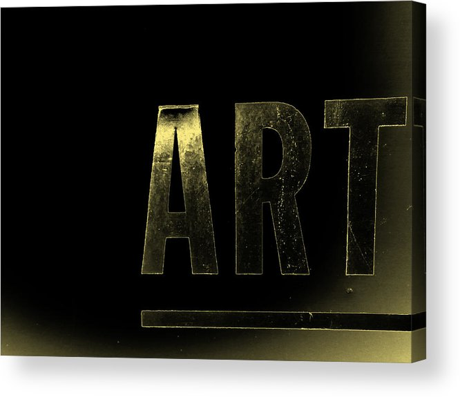 Art Acrylic Print featuring the digital art Art by Mauricio Jimenez