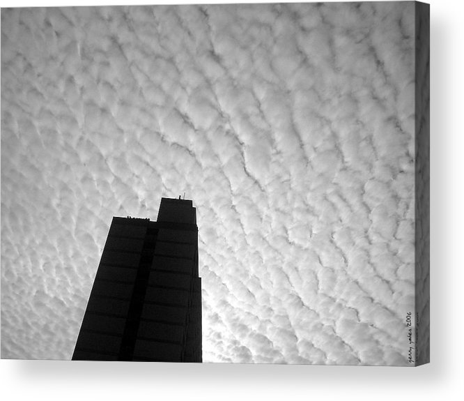 Sky Acrylic Print featuring the photograph 10 Am by Gerard Yates