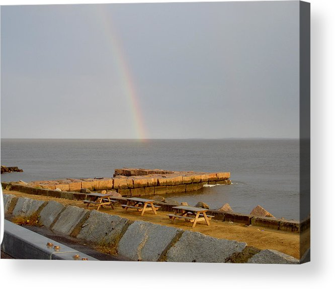 Water Acrylic Print featuring the photograph After by Robert Boyette