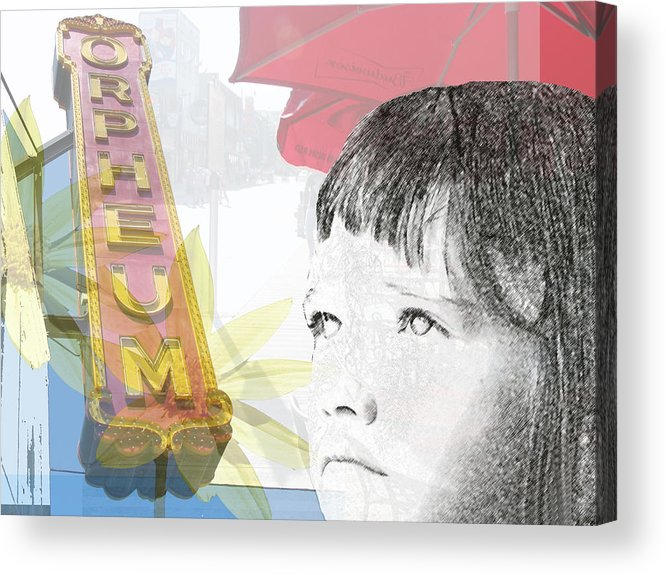Memphis Acrylic Print featuring the photograph Dreams Of Memphis by Amanda Barcon