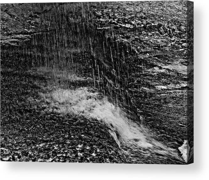 Falls Acrylic Print featuring the photograph Lava Falls by Michael Bessler