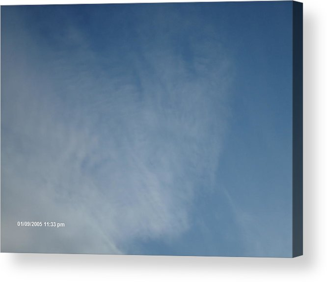 Acrylic Print featuring the mixed media Ripples by Jennifer Wall
