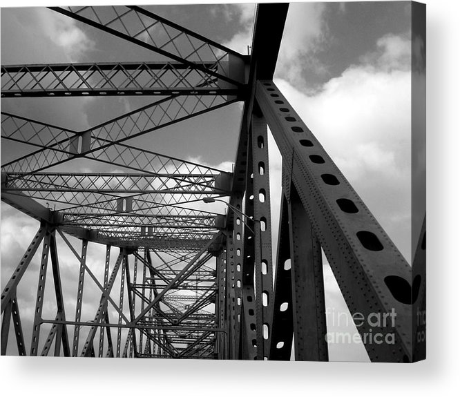Tz Acrylic Print featuring the photograph The Tz by Kenneth Hess
