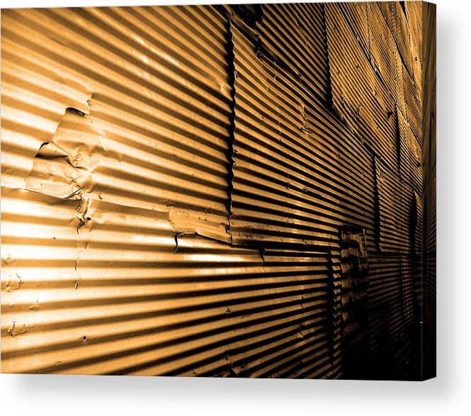 Photography Acrylic Print featuring the photograph Hometown Pt.5 by Jeff DOttavio