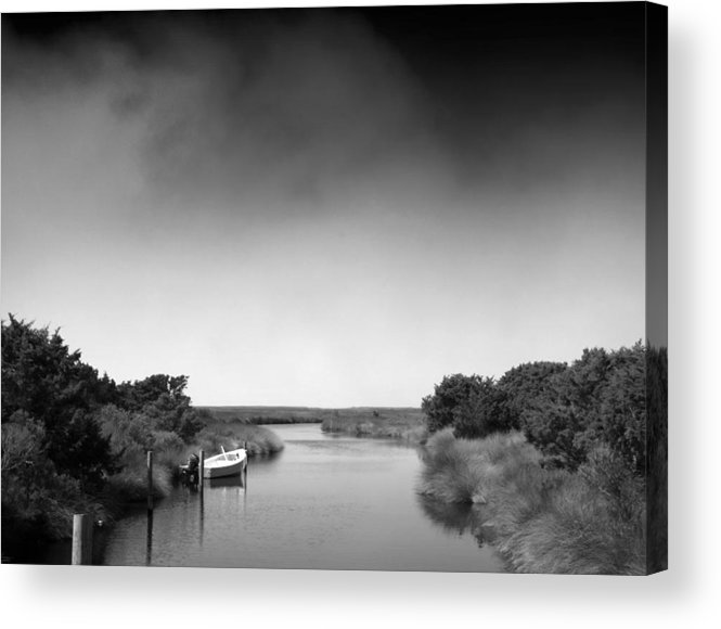 Cape Hatteras Acrylic Print featuring the photograph Ocracoke by Andreas Freund