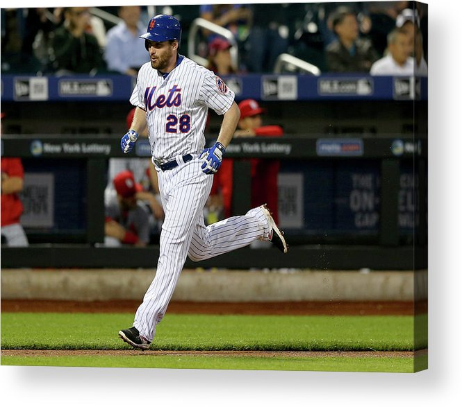 People Acrylic Print featuring the photograph Daniel Murphy by Elsa