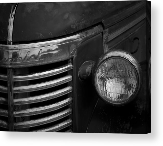 Car Acrylic Print featuring the photograph Untitled Classic Car by Merle Foraker