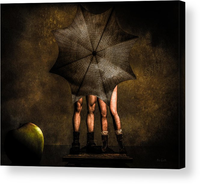 Adam Acrylic Print featuring the photograph Adam And Eve by Bob Orsillo
