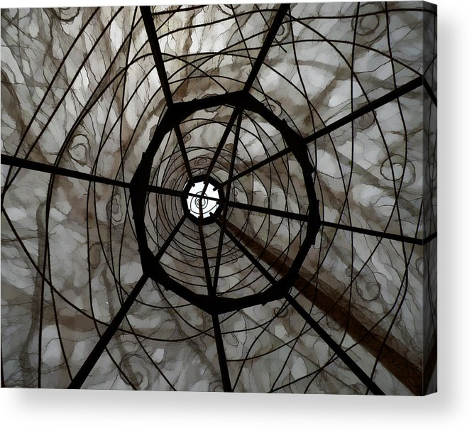 Tent Acrylic Print featuring the photograph Lost In Dream Time by Steve Taylor