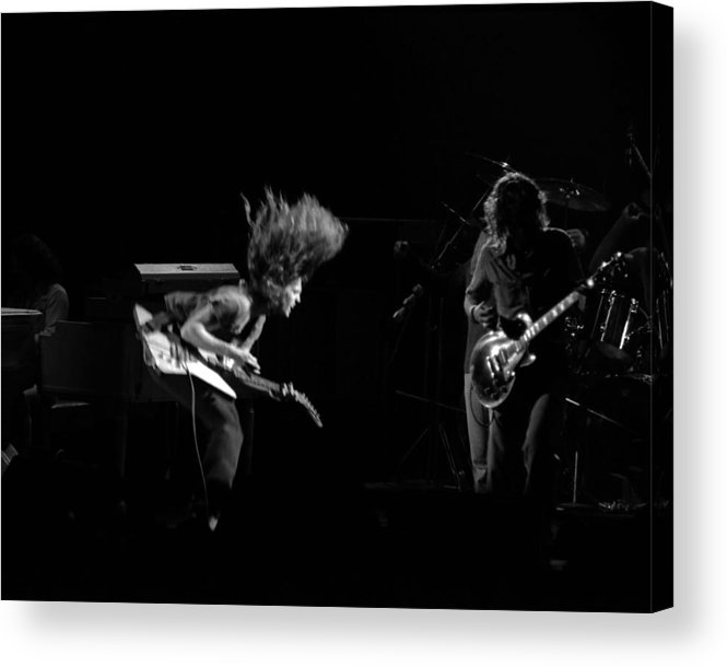 Lynyrd Skynyrd Acrylic Print featuring the photograph Ls Spo #22 by Ben Upham