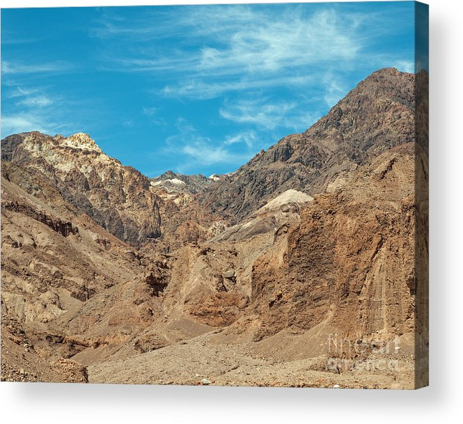 Hills Acrylic Print featuring the photograph The Hills by Stephen Whalen
