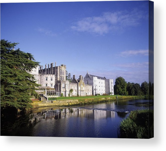 Adare Manor Acrylic Print featuring the photograph Adare Manor, Co Limerick, Ireland by The Irish Image Collection