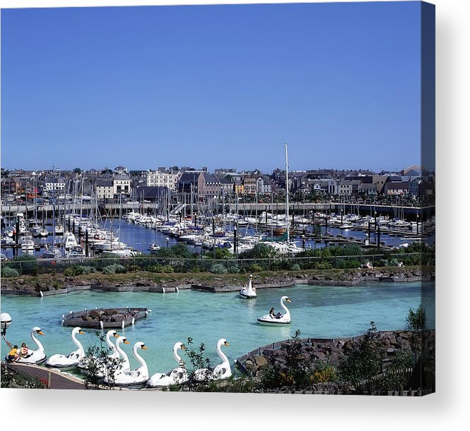Animal Likeness Acrylic Print featuring the photograph Bangor, Co. Down, Ireland by The Irish Image Collection