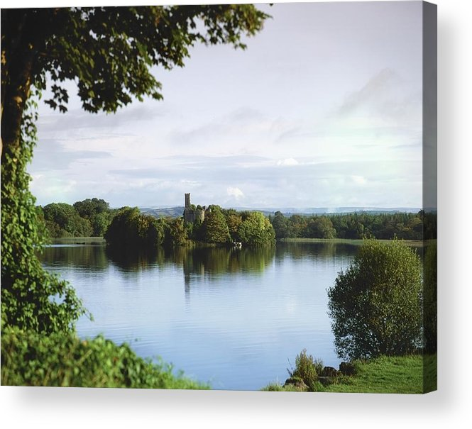 Attraction Acrylic Print featuring the photograph Co Roscommon, Lough Key by The Irish Image Collection