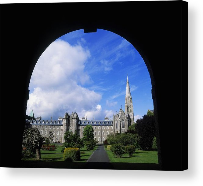 Catholic Acrylic Print featuring the photograph Maynooth Seminary, Co Kildare, Ireland by The Irish Image Collection