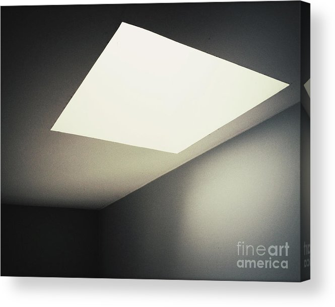 Light Acrylic Print featuring the photograph Shapes by Rikard Olsson