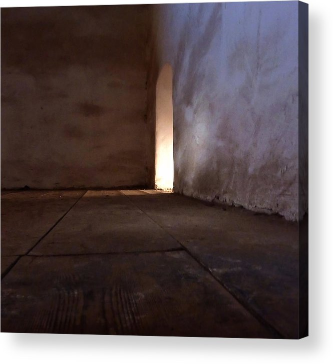 Morocco Acrylic Print featuring the photograph Believe by A Rey