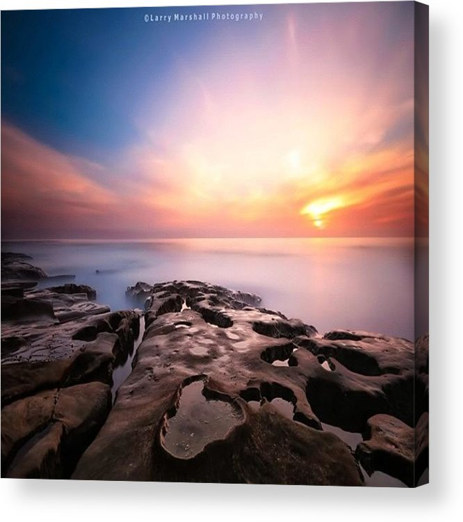 Acrylic Print featuring the photograph Instagram Photo by Larry Marshall