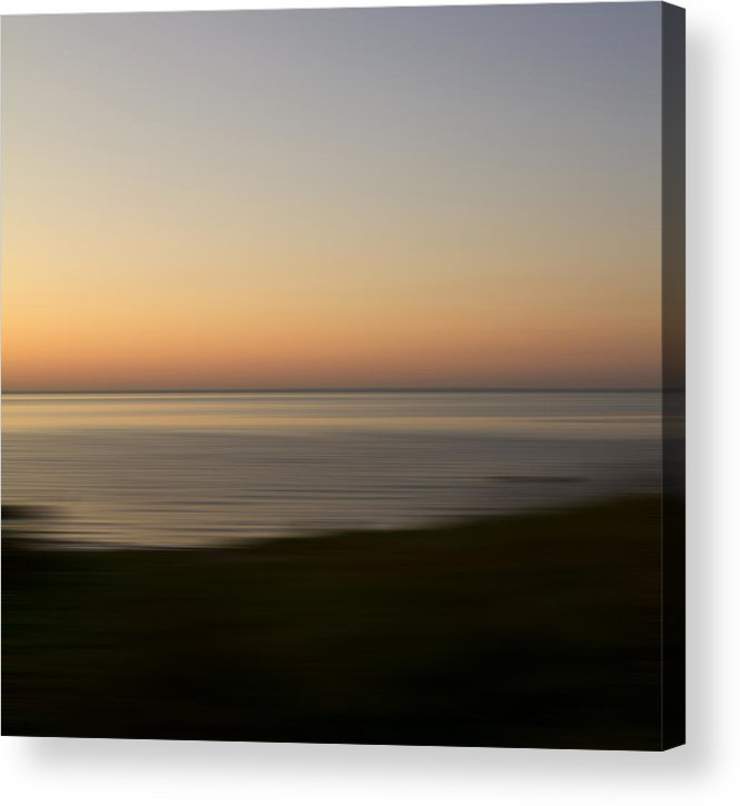 Impressionist Acrylic Print featuring the photograph Glow by Bob Retnauer