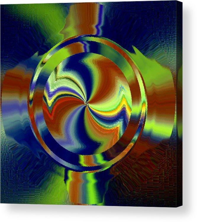 Dreams Acrylic Print featuring the digital art Dreams by Spirit Dove Durand