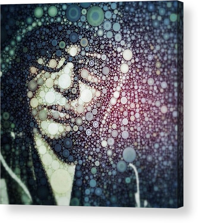 Fun Acrylic Print featuring the photograph Having Some #fun With #percolator :3 by Maura Aranda
