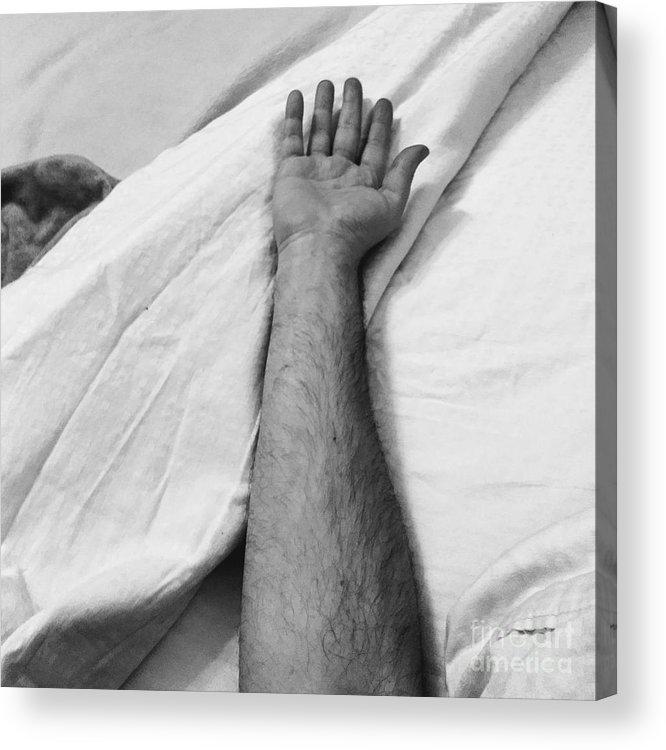 Romance Acrylic Print featuring the photograph Long Distance by Panagiotis G Koskinas