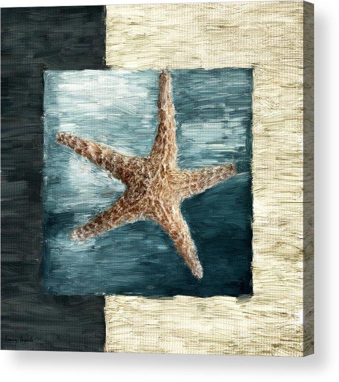 Seashell.seashells Acrylic Print featuring the digital art Ocean Gem by Lourry Legarde