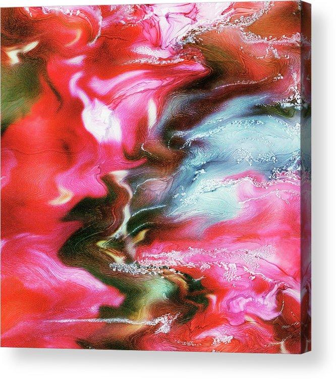 Paul Tokarski Acrylic Print featuring the photograph Thinker by Paul Tokarski