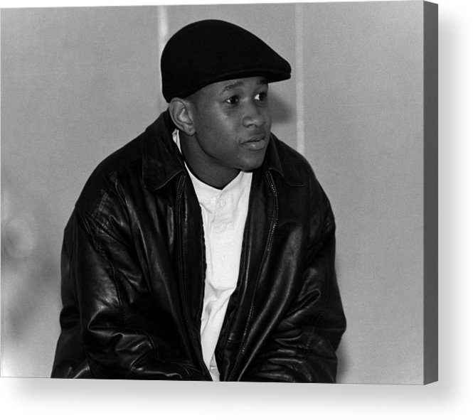 Artist Acrylic Print featuring the photograph Usher In Chicago by Raymond Boyd
