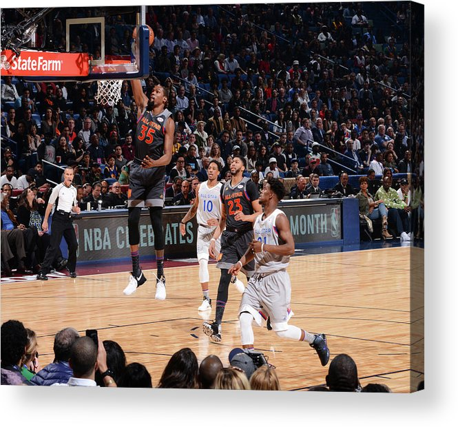 Event Acrylic Print featuring the photograph Kevin Durant by Jesse D. Garrabrant