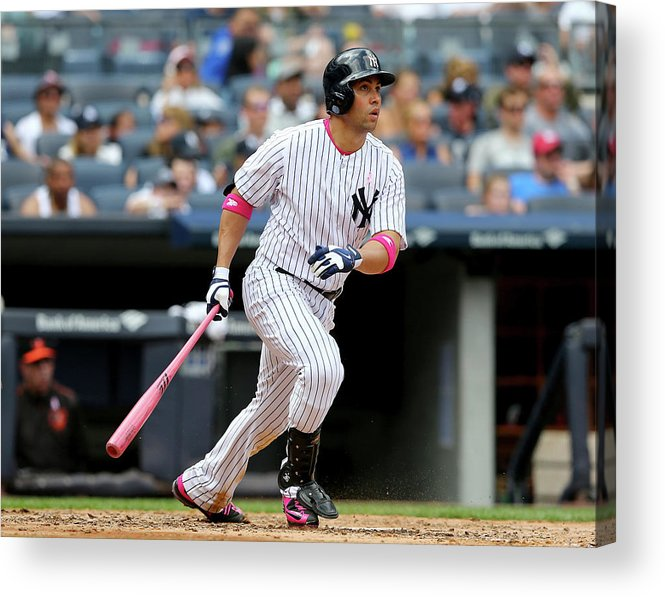 Mother's Day Acrylic Print featuring the photograph Carlos Beltran by Elsa