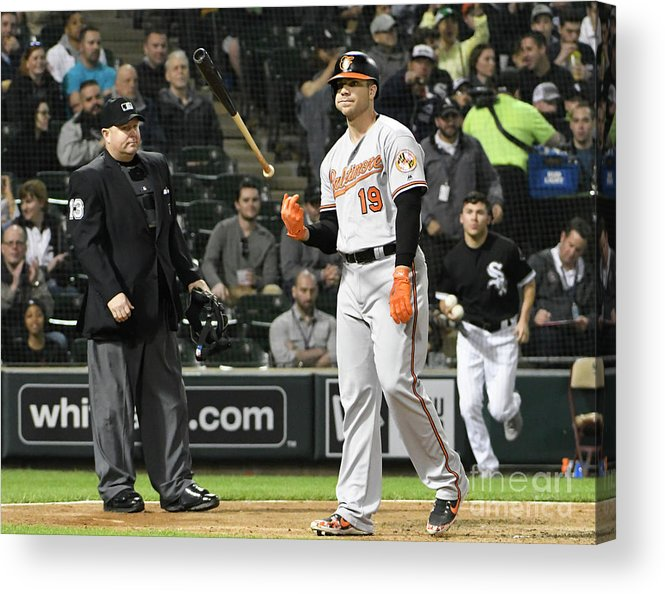 People Acrylic Print featuring the photograph Chris Davis by David Banks