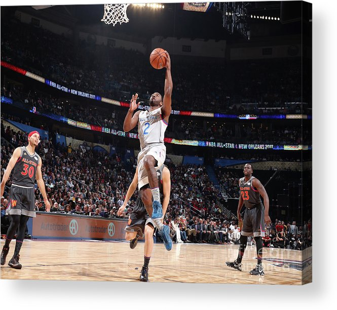 Event Acrylic Print featuring the photograph John Wall by Nathaniel S. Butler