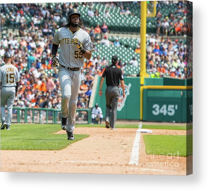 People Acrylic Print featuring the photograph Josh Bell by Dave Reginek